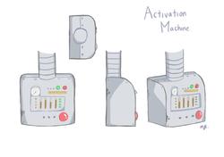 activation machine