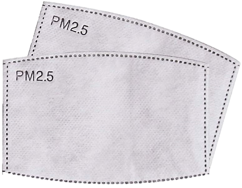 Pack of Filters
