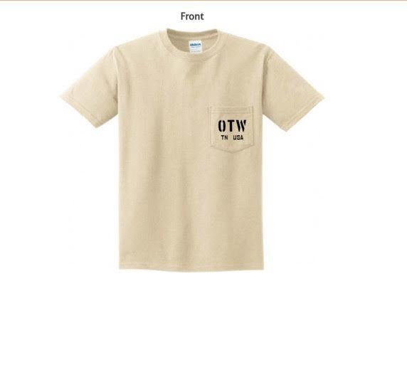 T Shirt with Pocket
