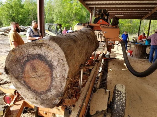 A good way for a small Sawmill to price their wood