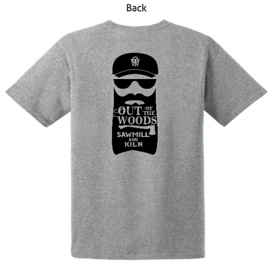 New OTW Beard T Shirt