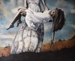 The Guiding Spirit, Emily Blom, 2015