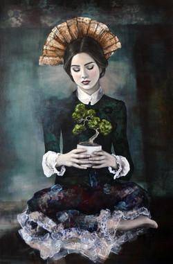A Living Illusion, Emily Blom, 2018