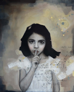 Echoes and Whispers, Emily Blom, 2015
