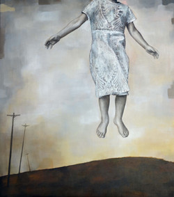 Surrender to the Sky, Emily Blom, 2015