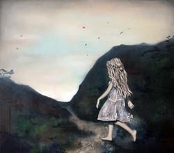 A Path Under the Sky, Emily Blom, 2018