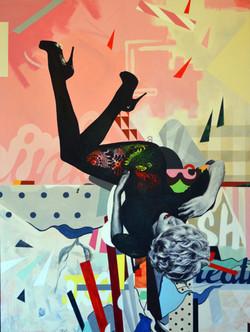 Lady Midnight, Emily Blom, 2014