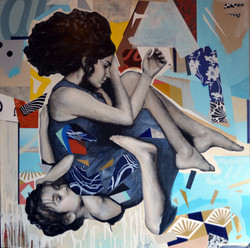 The Sleepers Paradox no. 2, Emily Blom, 2014