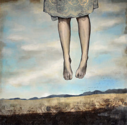 The World Above Looks Quiet, Emily Blom, 2015