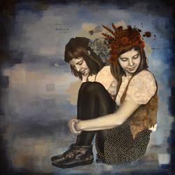 In Between Worlds, Emily Blom, 2015