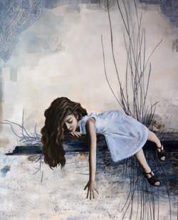 Days of Blue, Emily Blom, 2015