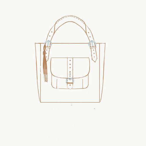 Custom tote bag for Shi