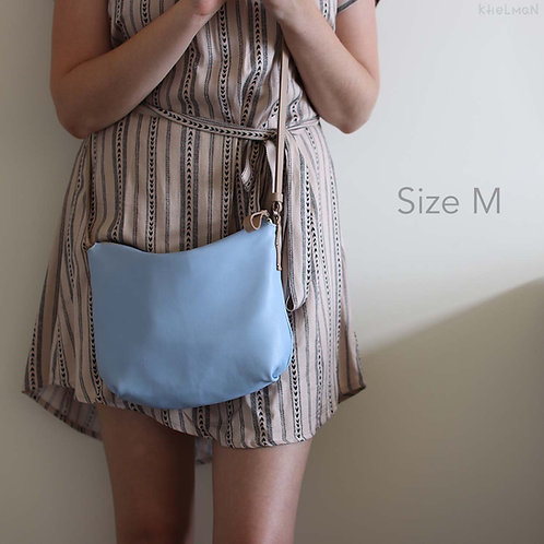 Borla M. Custom crossbody bag