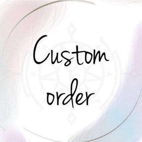 Custom bags for Ifeade
