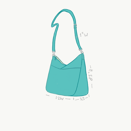 Custom bag for April