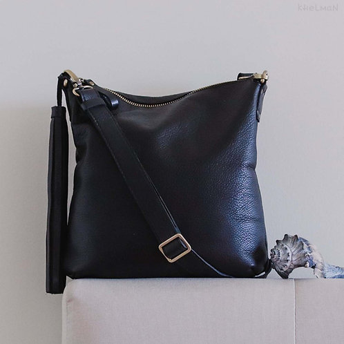 Soho. Leather crossbody bag