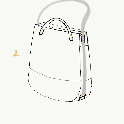 Canvas & Leather Phoenix backpack