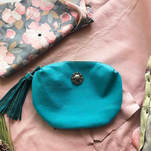 5. Light pink purse