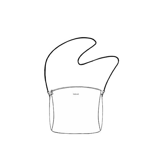 Original sketch of Blake bag