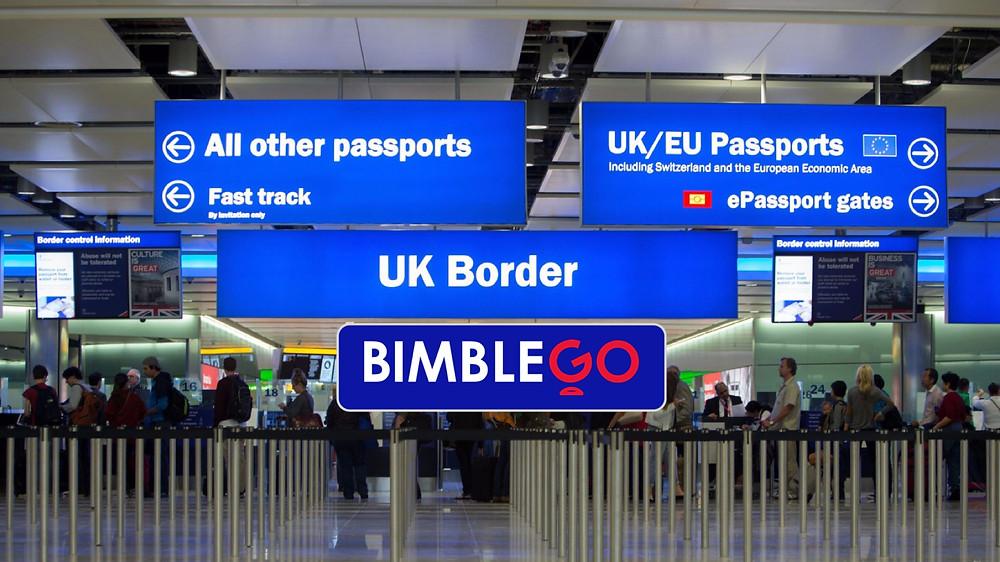 UNITED KINGDOM Residency & Citizenship by Investment www.bimblego.com