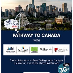 Study In Canada -India Campus