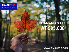 $95,000/- Get Canada PR - pnp | Work Permit | Express Entry