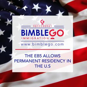 More Indians applying for USA, EB-5 visa, assured migration - Green Card | www.bimblego.com