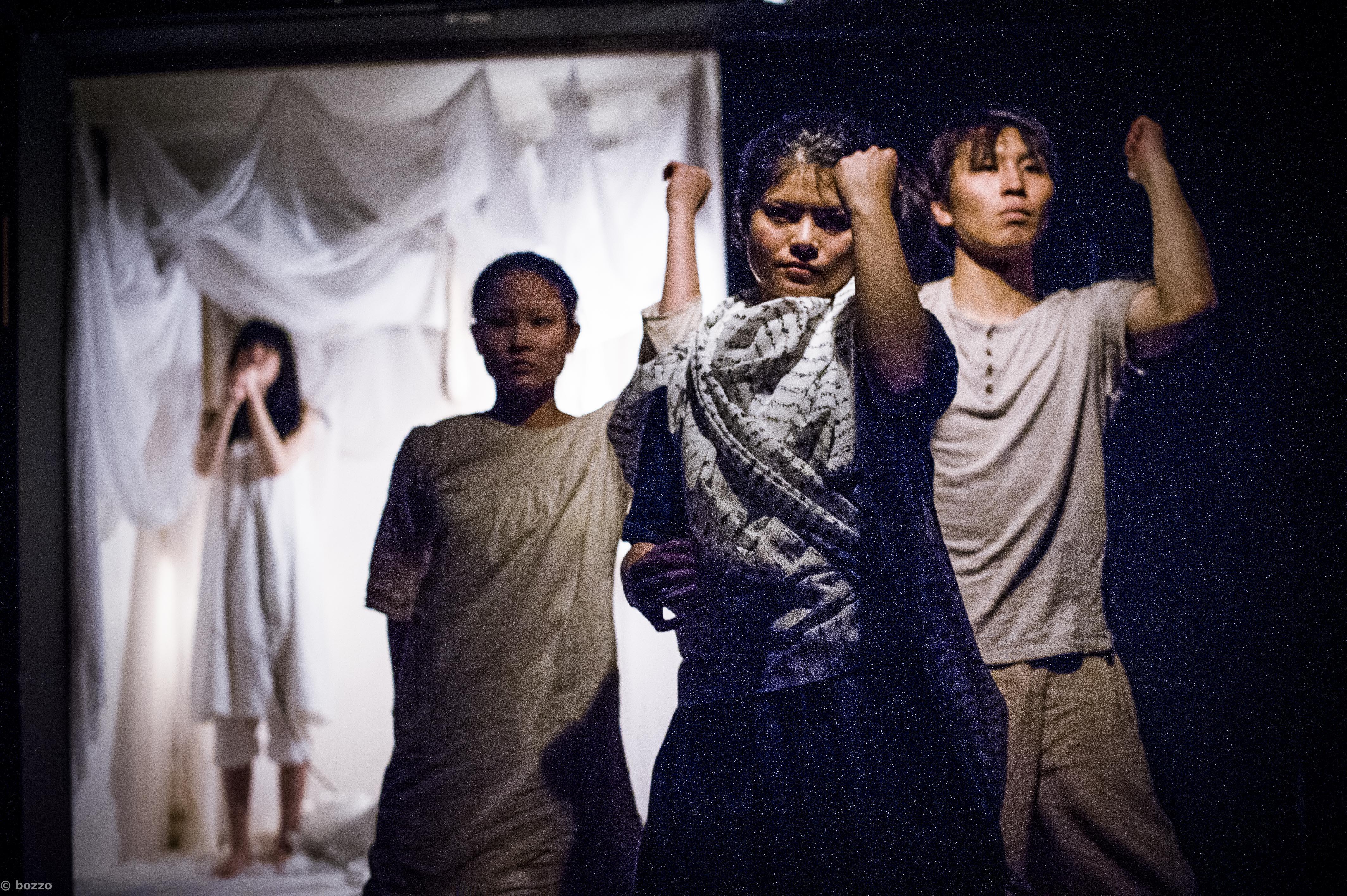 第1回本公演『祝辞の方法』