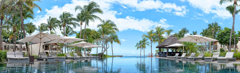 Infinitypool Hilton, Mauritius