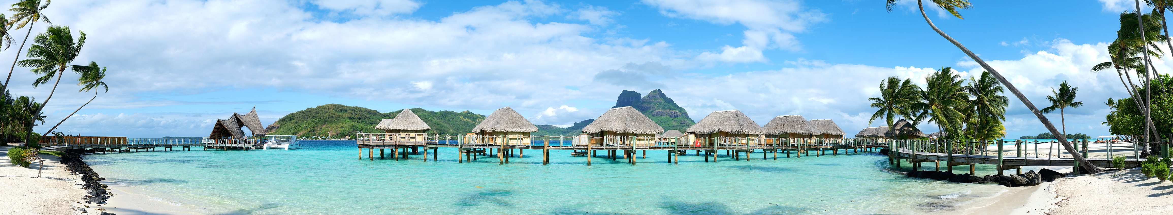 Pearl Beach Resort and Spa BORA BORA