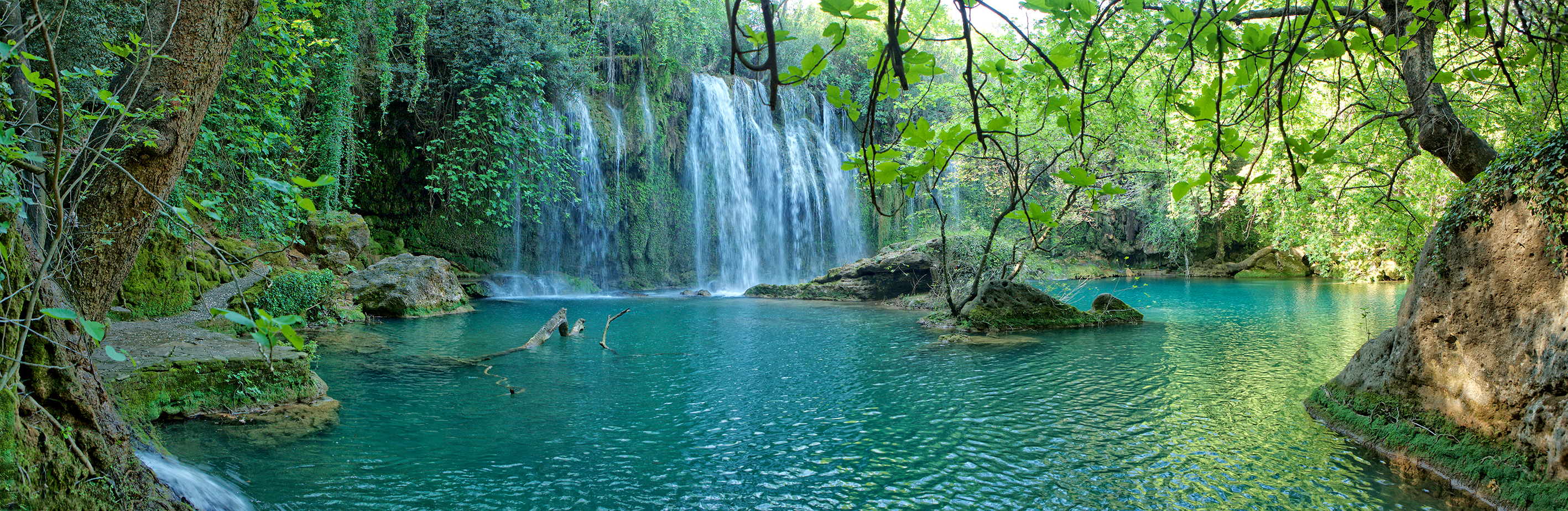 Düden Waterfalls, Turkey