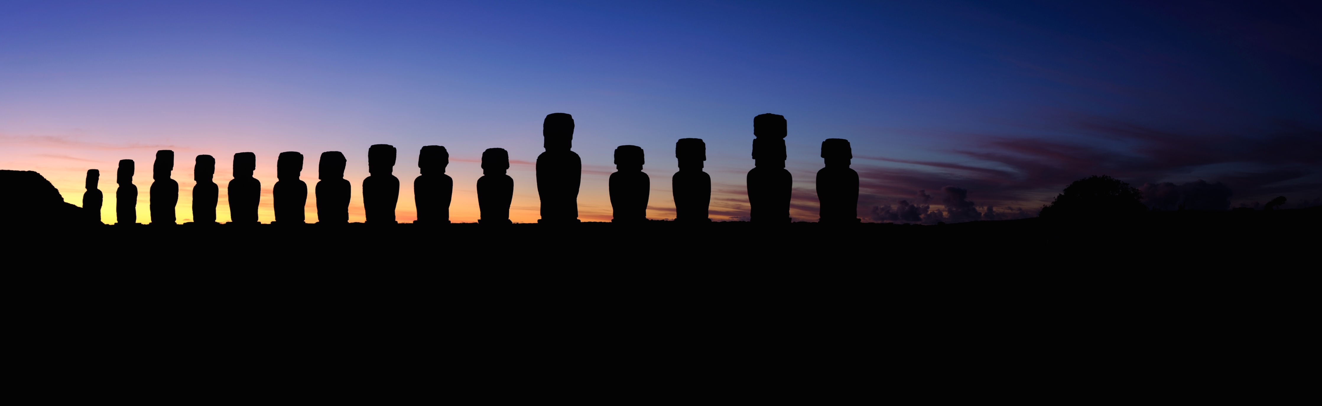 Ahu Tongariki, Paaseiland