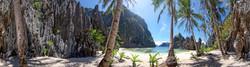 Secret beach, Philippines