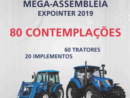 Mega-Assembleia Expointer 2019