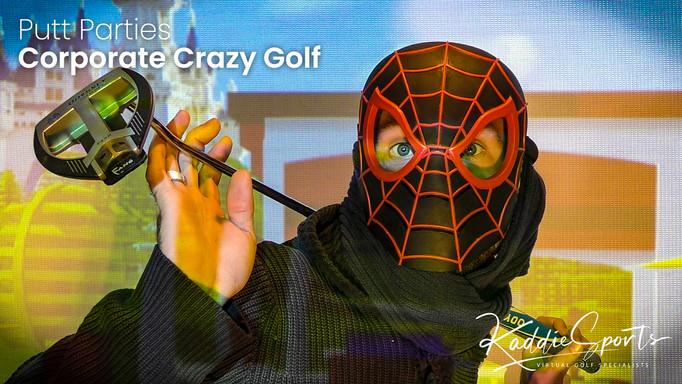 Virtual Crazy Golf