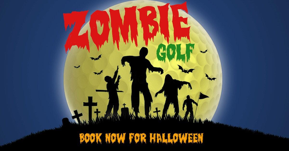 Zombie Golf Experience