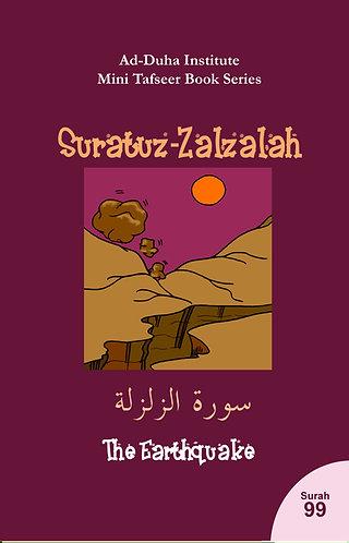 Mini Tafseer Book: Suratuz-Zalzalah
