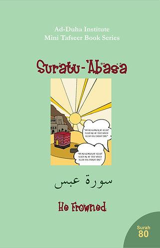 Mini Tafseer Book: Suratu-'Abasa