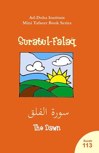 Mini Tafseer Book: Suratul-Falaq