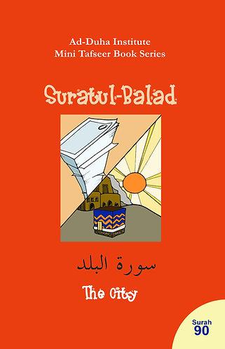 Mini Tafseer Book: Suratul-Balad