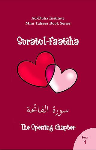 Mini Tafseer Book: Suratul-Faatihah