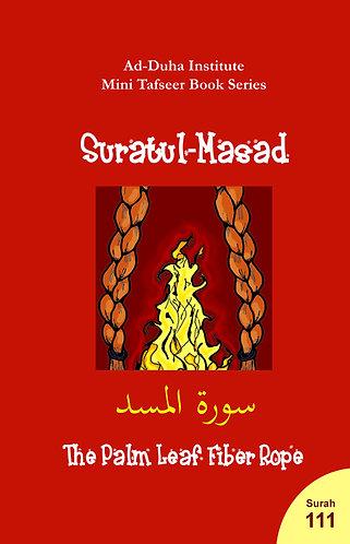 Mini Tafseer Book: Suratul-Masad