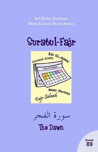 Mini Tafseer Book: Suratul-Fajr