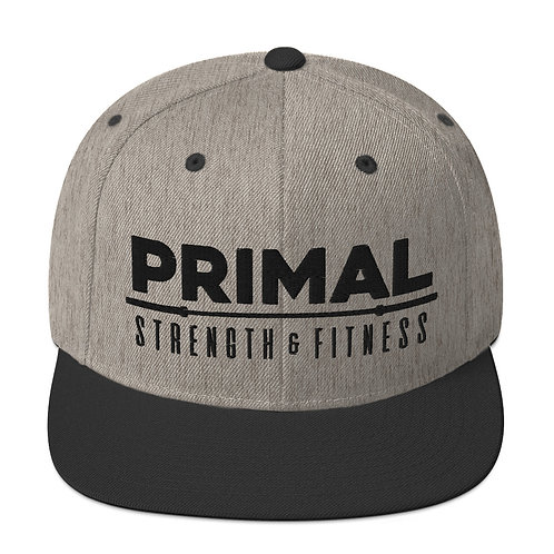 Primal Snapback Hat
