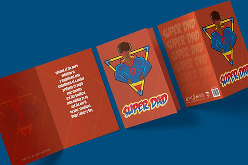 Father's Day - SuperDad