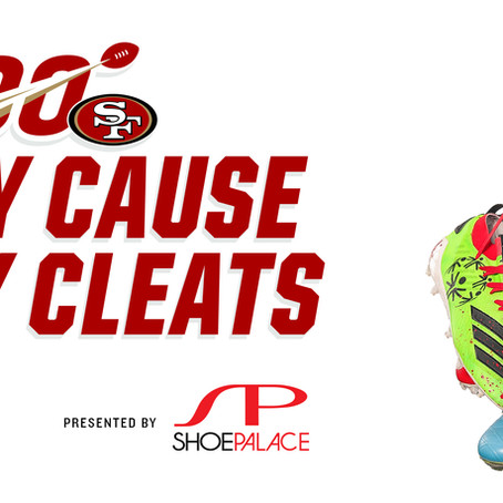 My Cause My Cleats 2019 Campaign