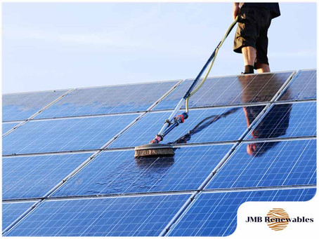 Solar Panel Cleaning and Maintenance: A Quick Overview