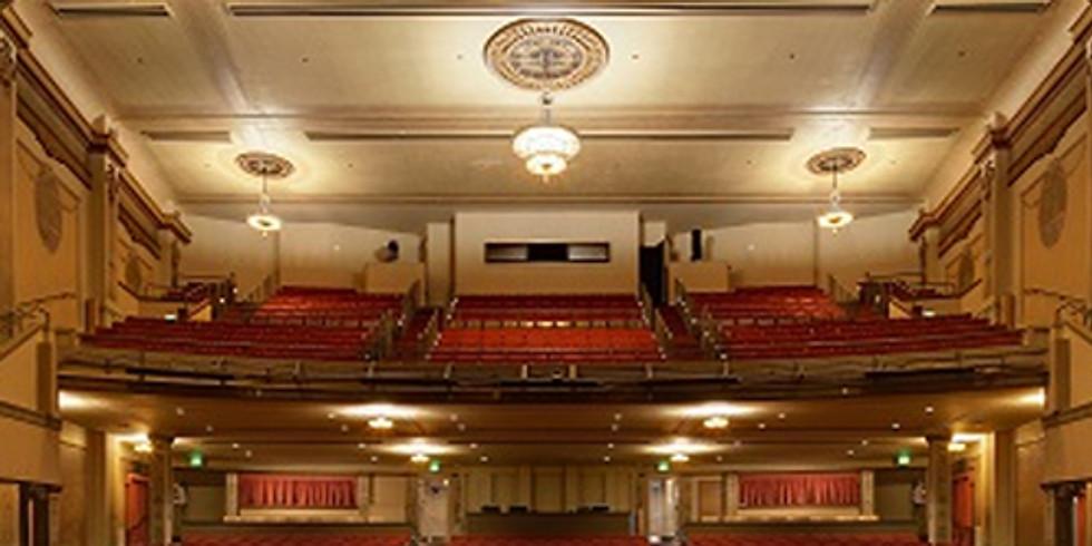 Columbia Theatre   Longview, WA