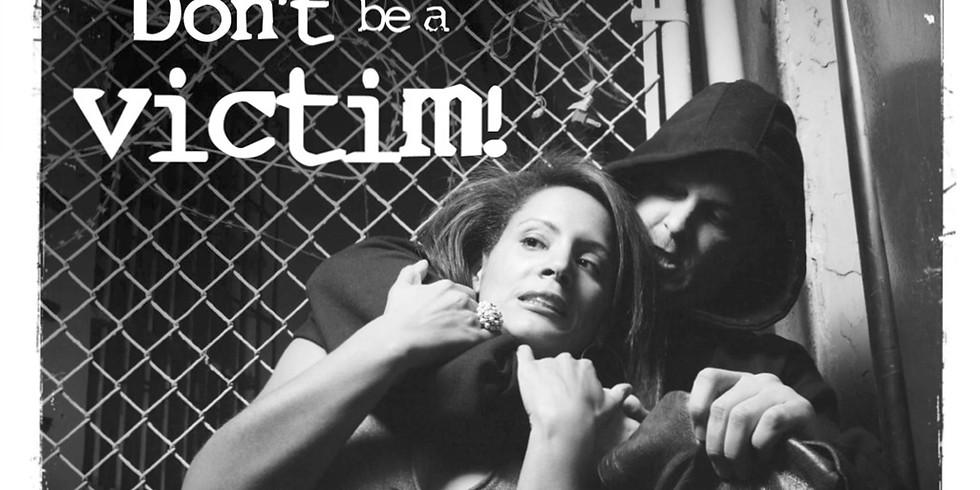 February's Free Woman's Self-Defense Class