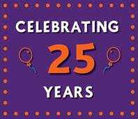 25th Anniversary Celebrations!
